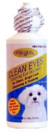 color image of Gold Medal eye cleaning drops for cats and dogs