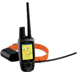 color image of Garmin Wireless Dog Tracking Collar