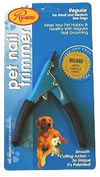 Guillotine type nail clippers for dogs
